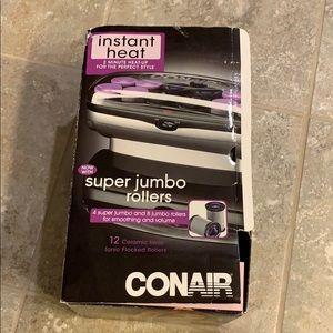 Conair super jumbo roller set